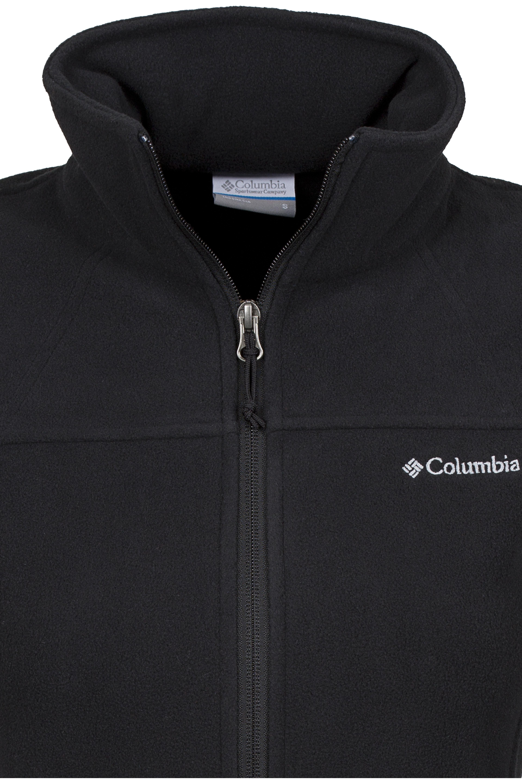 35af9bc612cd Columbia Fast Trek II - Veste polaire femme - noir sur CAMPZ !